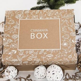 Csinianya box karácsonyra