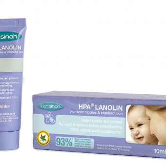 Lansinoh HPA Lanolin bimbóvédő krém