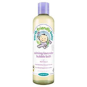 Lansinoh – Earth Friendly Baby organikus levendulás habfürdő