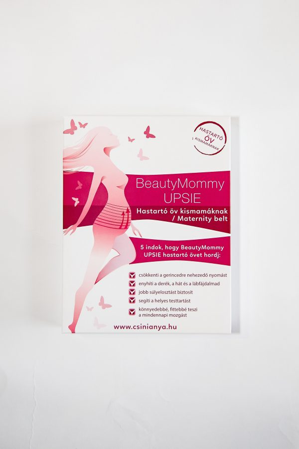 beauty mommy pocaktartó